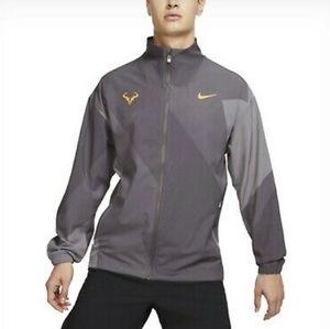 Nike Court Rafa Men's Dri-Fit Tennis Jacket Sz XL
